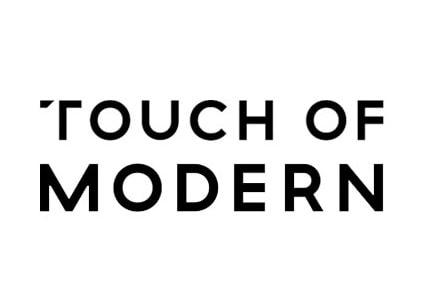 Touch Of Modern cashback offer