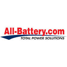 All-Battery.com cashback offer